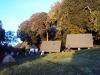 Mandara Hut in the morning