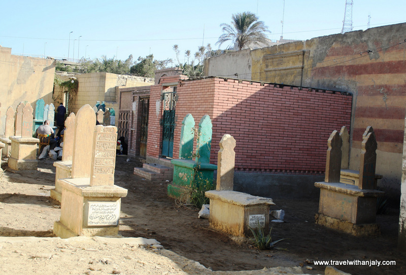 city of the dead in cairo