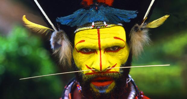 Colorful Huli Wigmen