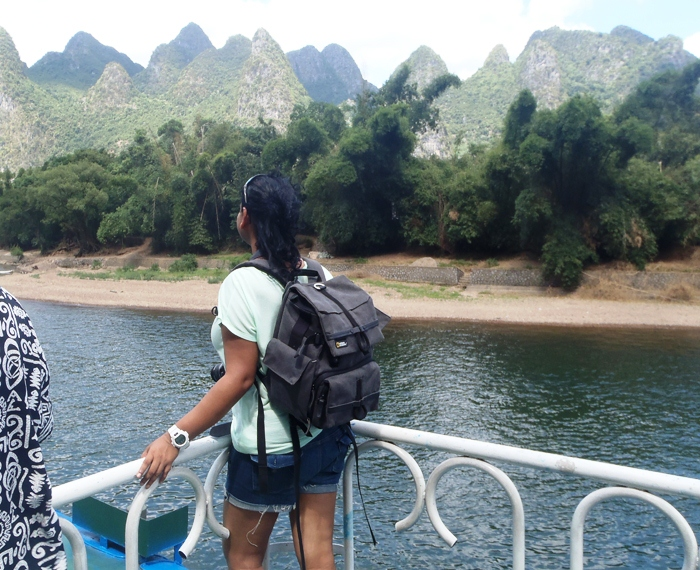 river li cruise in guilin