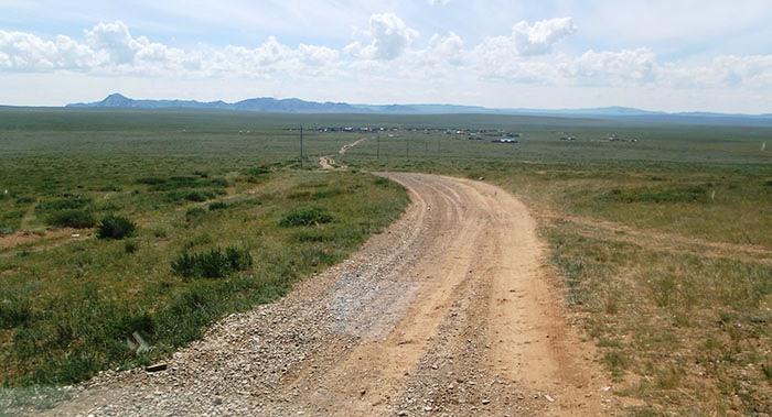 Gobi Desert in Mangolia