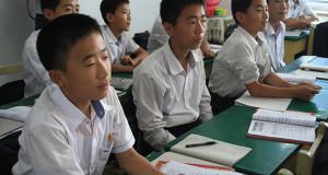 pyongsung school