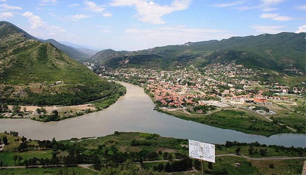River Mtkvari
