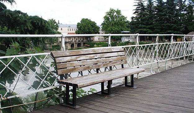 Kutaisi White Bridge
