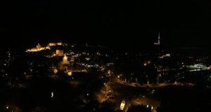 tibilisi at night