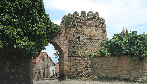 Sighnaghi City Wall