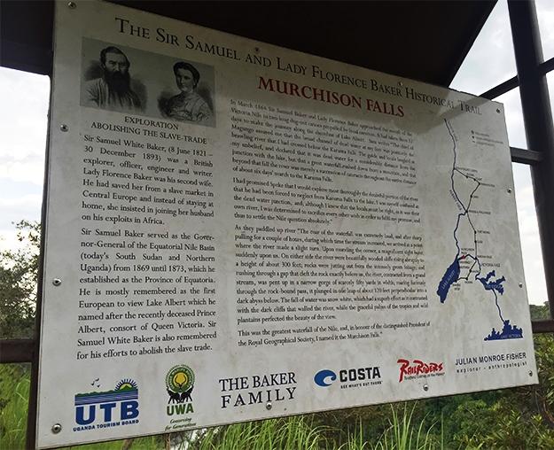 Murchisons Falls
