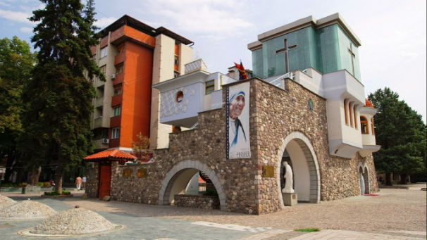 mother theresa house