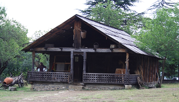ethnography tbilisi