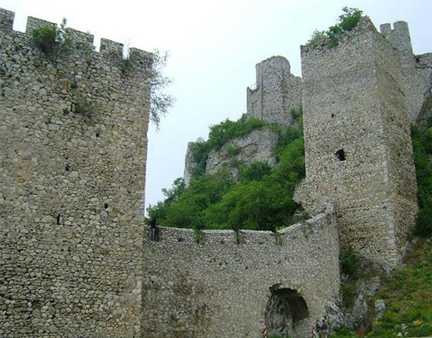 golubac-fortress